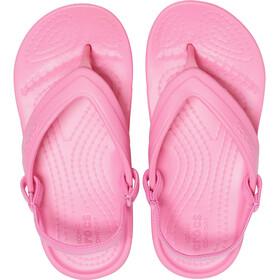Crocs Classic Flip Sandals Kids pink lemonade